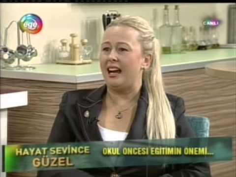 Dilek SOYLU İzmir Okul Öncesi Dernek Başkanı Bölüm 2
