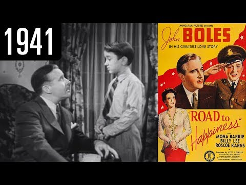 Road to Happiness - Full Movie - GOOD QUALITY (1941)