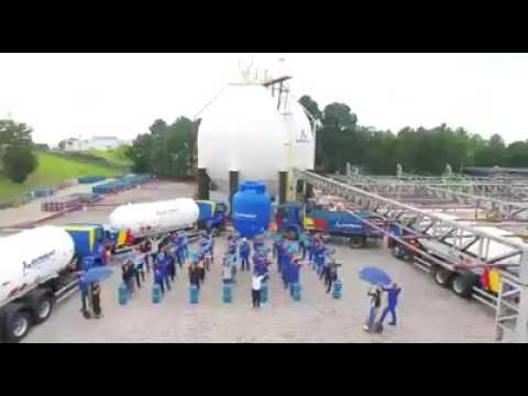 Ultragaz Barueri - Ó o gás