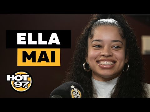 Ella Mai Addresses Jacquees Situation, Rumored Sex Tape, & Success Of Bood Up