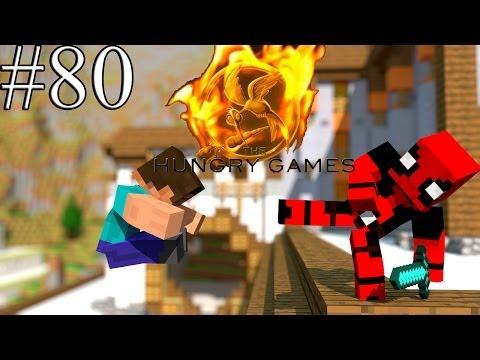 Minecraft Голодные игры #80 Побегушки на Луне!