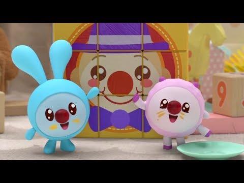 Мультфильм про клоунов для маленьких детей