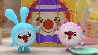 Малышарики - Смешинка  - серия 137 - Обучающие мультфильмы для малышей - про юмор