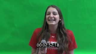Muhlenberg College Spring Sports player intro outtakes