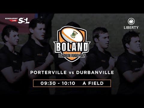 Porterville XV vs Durbanville XV, 17 March 2018