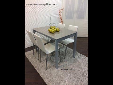 Mesa cocina moderna Leko Formihogar