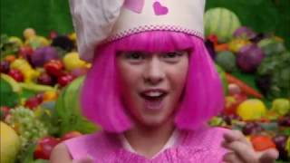 LazyTown  Recipe For Energy Finnish