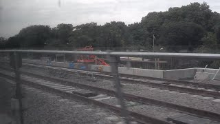 Long Island Rail Road HD EXCLUSIVE: Mainline 4 Cut and Throw 7/19/14