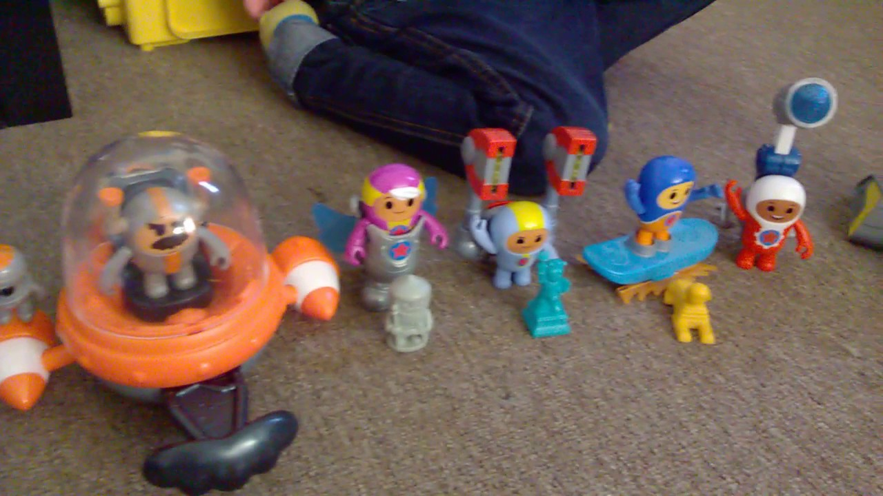 The Fisher Price Go Jetters Toy Collection Youtube