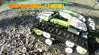 RACER TOUT-TERRAIN UPGRADER-2X MOTEUR L- BUWIZZ (LEGO)