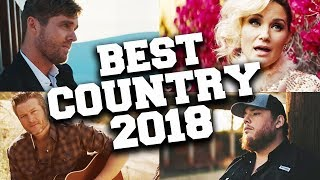 Top 50 Most Popular Country Songs of 2018