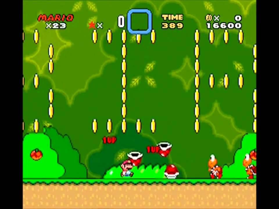 Happy Birthday Super Mario World Version Youtube