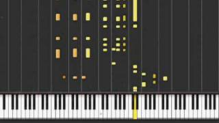 """The Ants Go Marching"" on Synthesia"