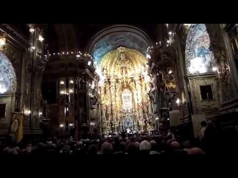Canto de entrada de la Misa Alemana de F.Schubert - Coro Clásico - 24 nov 2016