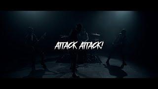 Attack Attack! - Press F (Official Music Video)