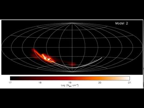 The Magellanic Stream: Circumnavigating the Galaxy: Figure 4