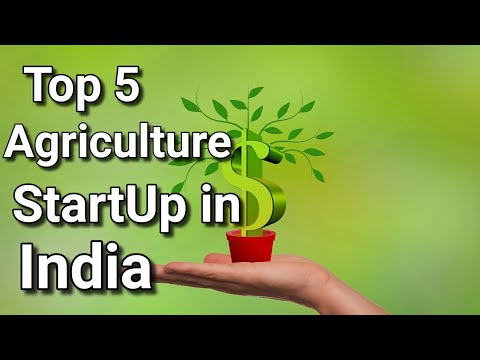 Top 5 Agriculture Startups In India || Agri Business Ideas || Agriculture Business India||Agristudy