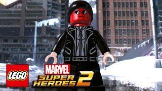 LEGO Marvel Super Heroes 2 - How To Make Vigilante Spider-Man