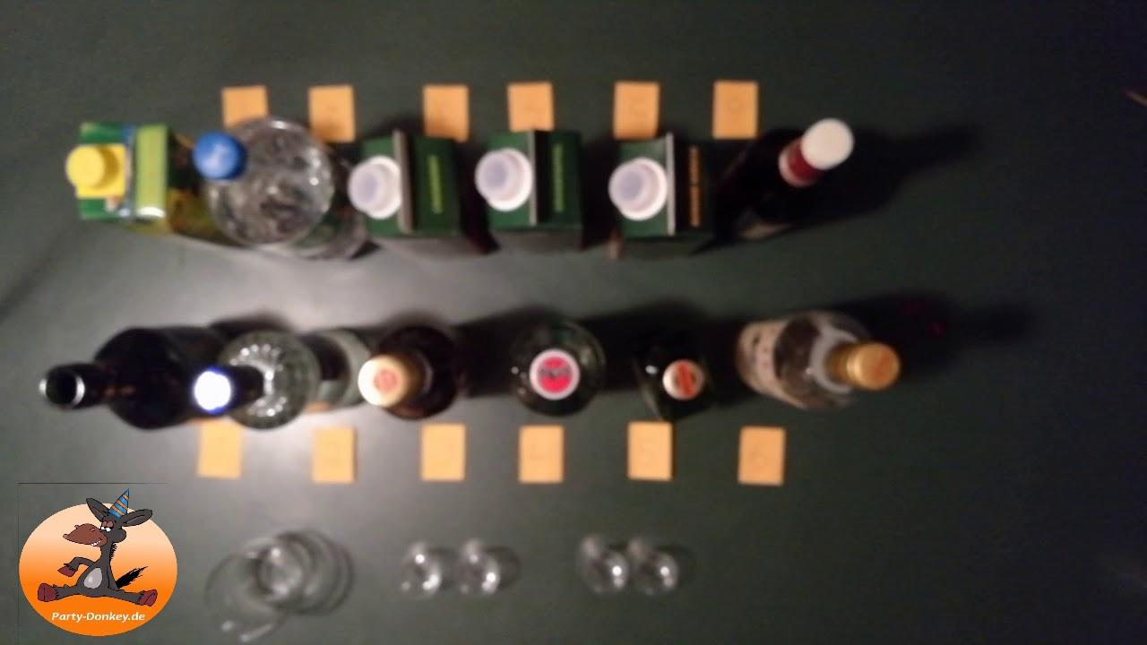 Würfel Trinkspiel