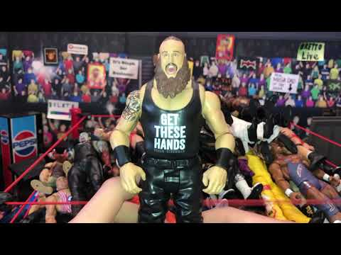 FULL WWE Action Figure Collection 2019