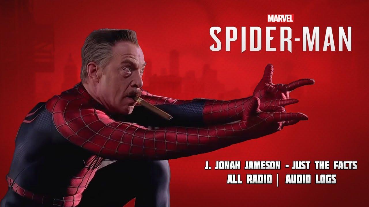 Jjj Spiderman