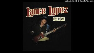 Lance Lopez - Lowdown Ways (Live)