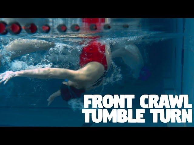 Front Crawl Tumble Turn