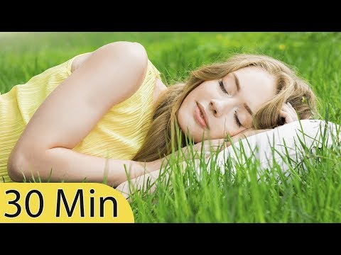 30 Minute Relaxing Sleep Music, Calm Music, Soft Music, Instrumental Music, Sleep Meditation, �B