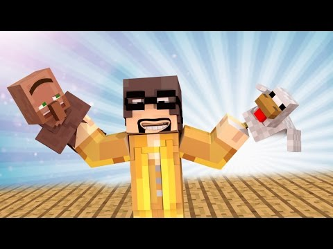 Minecraft | PPAP SONG Mod Showcase! (Pen Pineapple Apple Pen)