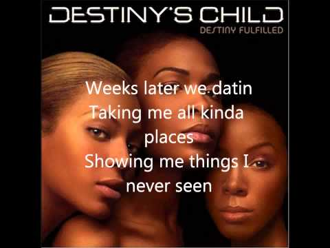 Клип Destiny's Child - Why You Actin'