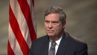 An exclusive interview with Agriculture Secretary Tom Vilsack