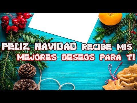 Feliz Navidad Recibe Mis Mejores Deseos Para Ti Mensajes Y Frases Cortas De Navidad