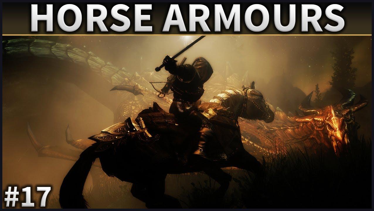 Skyrim Mod Spotlight | #17 | Horse Armour