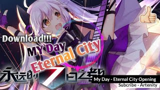 Gambar cover My Day - Eternal City