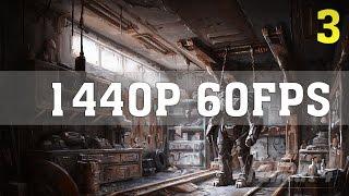 FALLOUT 4 1440P 60FPS PC Gameplay   No. 3   ThirtyIR.com