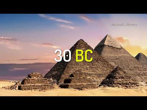 Ancient Egypt Greek and Roman Rule story for kids