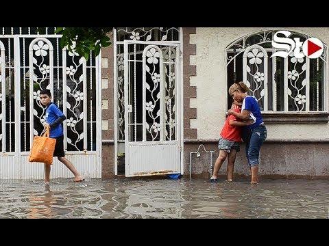 SIMAS Torreón rebasado por lluvias