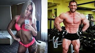 Dmitry Klokov teaches Maria Shinkevich (ENG)
