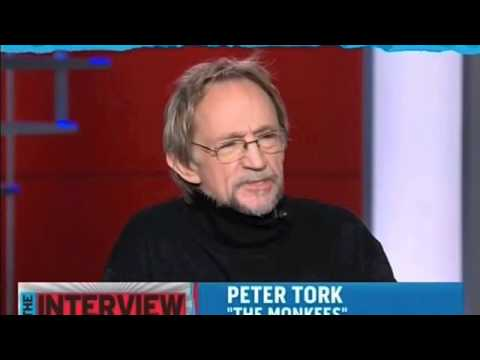 Peter Tork Discusses Davy Jones Death Obit March 2, 2012 Monkees