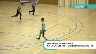 Resum del CB Calafell 68-Torredembarra BC 78