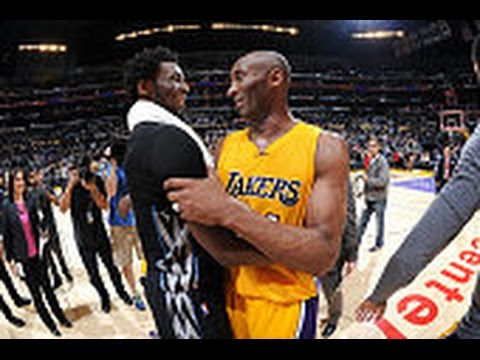 new style dc383 5b557 Andrew Wiggins and Kobe Bryant Duel in Los Angeles