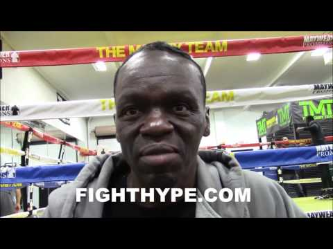 JEFF MAYWEATHER REACTS TO PACQUIAO'S $20 MILLION DEMAND TO FIGHT CRAWFORD: