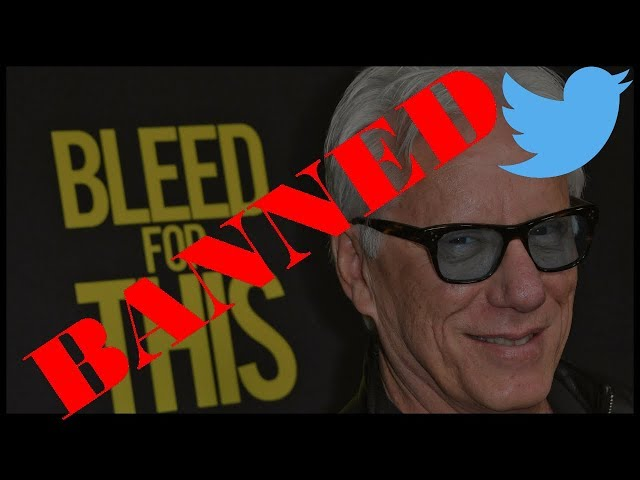 TWITTER BANS James Woods For a Satirical Meme! The Fight For Freedom Of Thought Is oN!