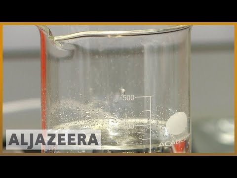 🇬🇧 UK scientists use graphene filter to make dirty water drinkable | Al Jazeera English