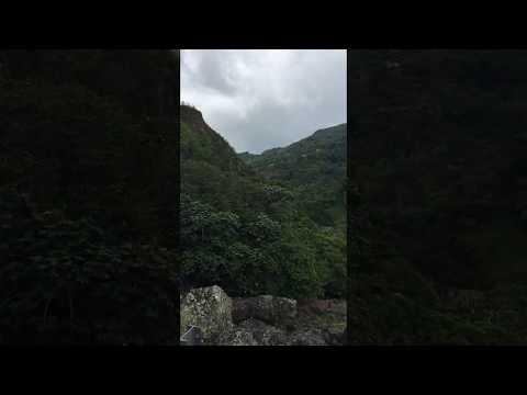 Lago Garzas - Adjuntas, Puerto Rico