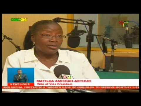 Ghana: Veep's Wife Hails Women