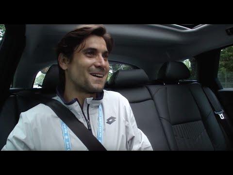 David Ferrer in Road to Roland-Garros 2016