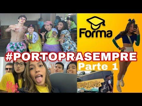 VLOG: Porto Seguro - FORMA #parte1