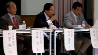 7/20(月祝)に、青年会議所主催で、神奈川5区立候補予定者の「公開討論...