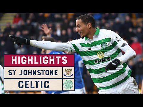 St. Johnstone Celtic Goals And Highlights